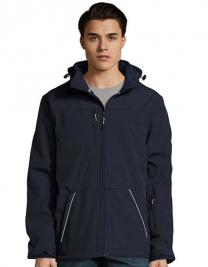 Rock Men Padded Softshell